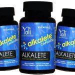 Kapsul Alkalete Bebaskan Asid Dalam Badan Anda