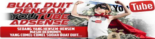 bua tduit dengan youtube adsense